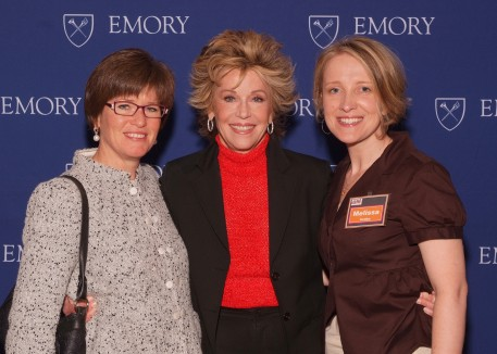 Dr. Berga, Jane Fonda, Dr. Kottke