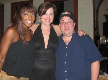Paulette Ivory, Meegan Holoway, Jay Winnick