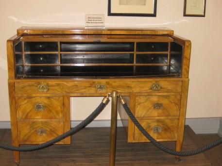 Beethoven's desk