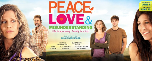 peace love and misunderstanding banner