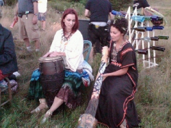2womenwithdrums