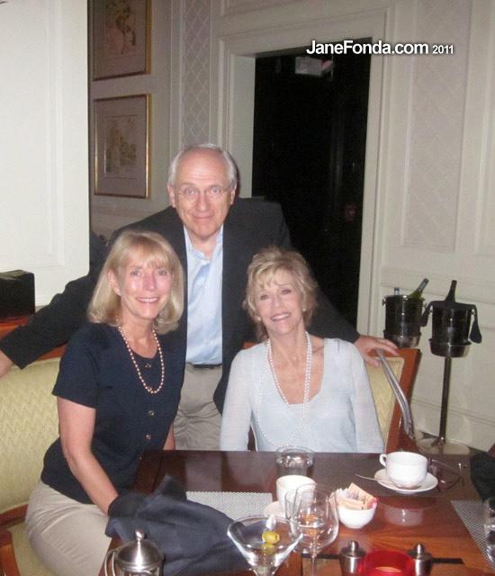 Jane fonda grandchildren