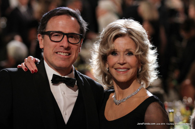 With David O. Russell