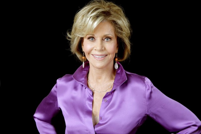 "Jane Fonda is the subject of a new HBO documentary ""<a href="