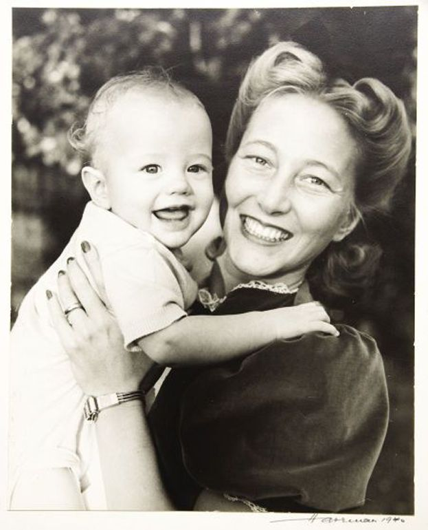 Baby Jane and Mother