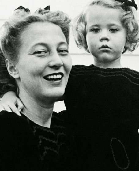 Jane and Mother Frances Ford Fonda