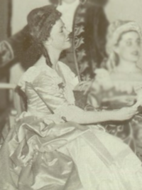Jane in a play The Rivals