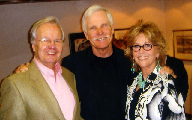 Bill Moyers, Ted, Me