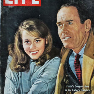 My first Life Magazine cover